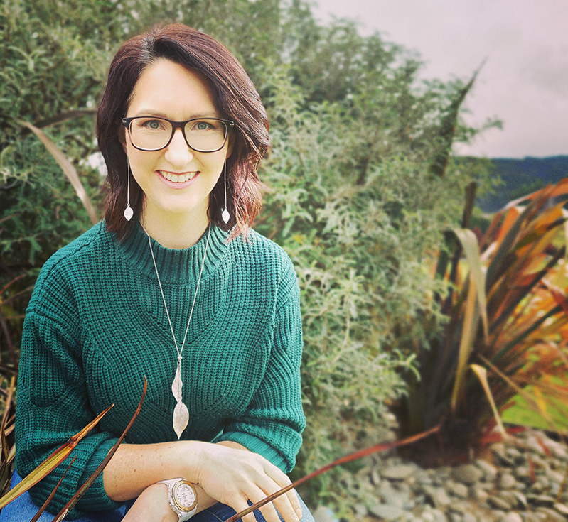 Katherine Jeffries, owner of Natural Me Skincare